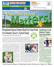 March 2013 Mountain House Matters pdf file